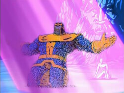 Thanos Leaves Ego