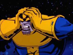 Thanos Remembers Zenn-La
