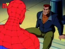 Eddie Spider-Man Ruining Him