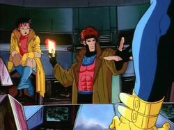 Gambit To Settle Argument With Cyclops