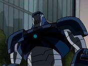 Mandroid Armor AEMH