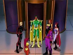 Vision Joins Avengers