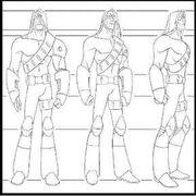 Cyclops Age of Apocalypse WXM Concept