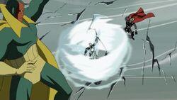 Air-Walker Escapes Thor Vision AEMH