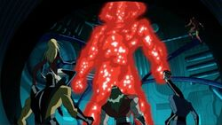 Heroes See Galactus Return to Normal Size AEMH