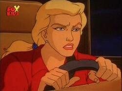 Betty Drives to Hulk