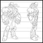 Colossus Age of Apocalypse WXM Concept