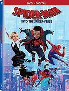 Spider-Man Into the Spider-Verse DVD
