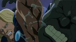 Hulk vs Thor UA