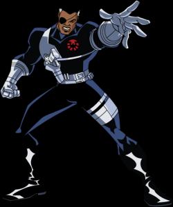 Nick Fury AEMH