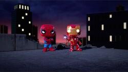 Iron Man Wields Scepter SBD
