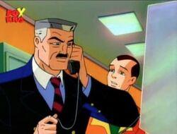 Jameson Calls Robbie to Warn Eddie