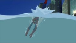 Spider-Man Dives SSM