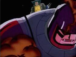 Wolverine Destroys Sentinel DoFP
