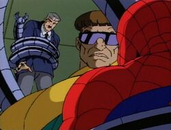 Doctor Octopus Armed and Dangerous