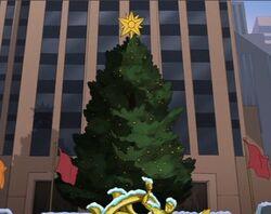 Rockefeller Tree Day SSM