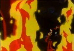 Satan Confronts Dracula DSD