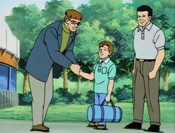 Peter Meets Octavius