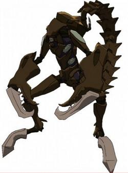 Scorpio (Marvel Anime)