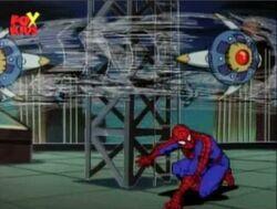 Spider-Man Spins Spider Seeker