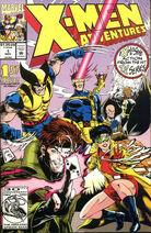 X-Men Adventures Vol 1 1
