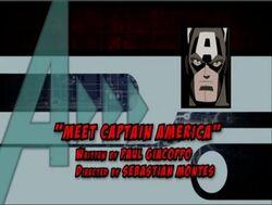 Meet Captain America ME