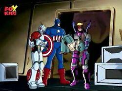 Avengers UTS 06 Command Decision