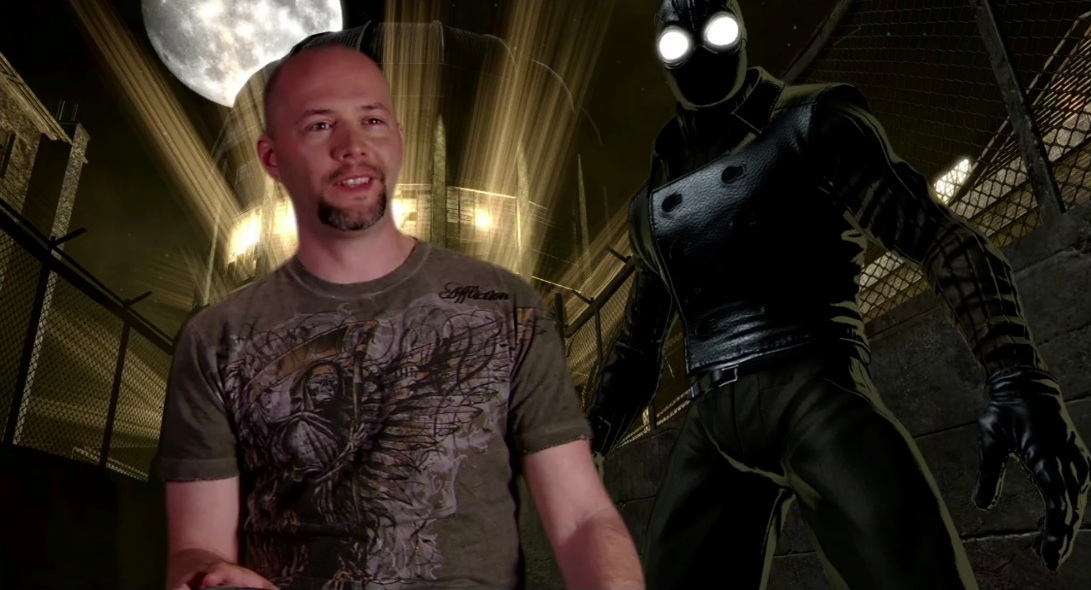 Christopher Daniel Barnes   Marvel Animated Universe Wiki ...