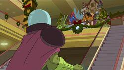 Mysterio Stops Kraven SSM