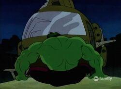 Glenn Copter Finds Hulk