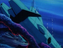 Prometheus Ocean Bottom