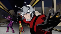 Ant-Man Stops Avengers AEMH