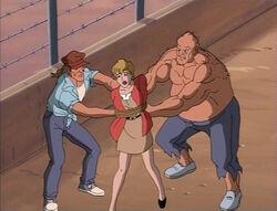 Bull Skink Take Diane Hostage