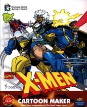 X-Men Cartoon Maker