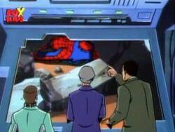 Norman Spots Spider-Flash