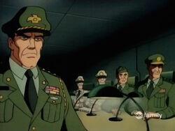 Pentagon Generals