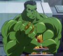 Hulk (Marvel Disk Wars: The Avengers)