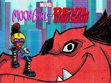Moon Girl and Devil Dinosaur (TV Series)