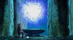 Thor Speaks With Odin UA2