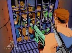 John Threatens Prisoners