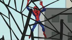 Spider-Man Web Trap SSM
