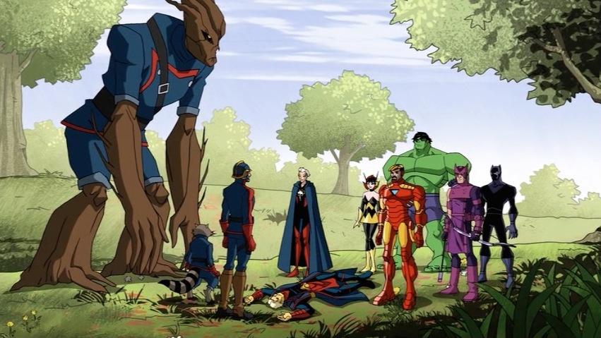 Avengers Guardians AEMH