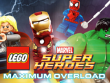 Lego Marvel Super Heroes: Maximum Overload (Video)