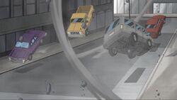 Negative Zone Wormhole Lifts Cars AEMH