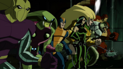 Serpent Society (AEMH)