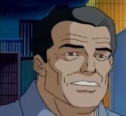 Armored's uncle Ben