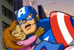 Captain America (SHSS)