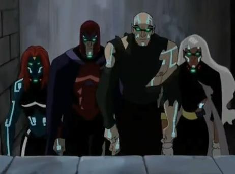 Horsemen of Apocalypse (X-Men: Evolution) | Marvel Animated