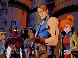 Spider-Man Reminds Rebels of Symbiotes Escape