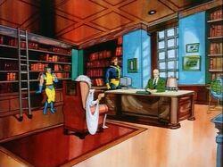 Xaviers Office